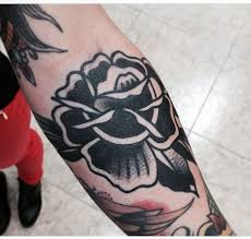 Black Rose Tattoo Meaning 15