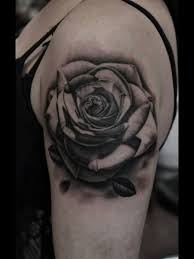 Black Rose Tattoo Meaning 17
