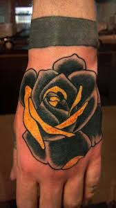 Black Rose Tattoo Meaning 19