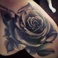 Black Rose Tattoo Meaning 2