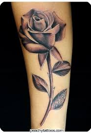 Black Rose Tattoo Meaning 21