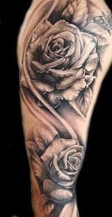 Black Rose Tattoo Meaning 38