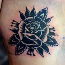 Black Rose Tattoo Meaning 5
