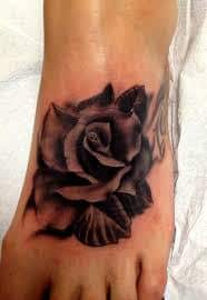 Black Rose Tattoo Meaning 6