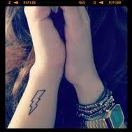 Lightning Bolt Tattoo Meaning 23