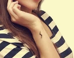 Lightning Bolt Tattoo Meaning 25
