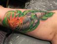 Marietta Tattoo Artist Chris Valencia 2