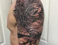 Marietta Tattoo Artist Chris Valencia 3