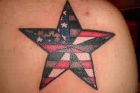 Nautical Star Tattoo 11