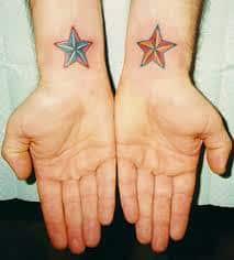 Nautical Star Tattoo 20
