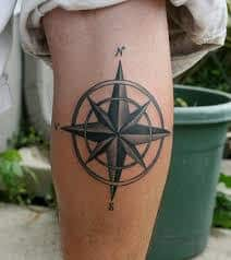 Nautical Star Tattoo 28