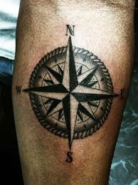 Nautical Star Tattoo 29
