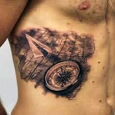 What Does Paper Airplane Tattoo Mean 45 Ideas And Designs