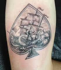 Spade Tattoo Meaning 18