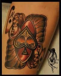 Spade Tattoo Meaning 9