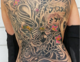 Tallahassee Tattoo Artist Mike Carroll 2