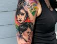 Tallahassee Tattoo Artist Mike Carroll 3