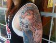 Tallahassee Tattoo Artist Mike Carroll 4