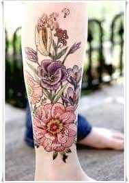 Wildflower Tattoo Meaning 15