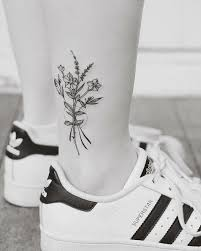 Wildflower Tattoo Meaning 19