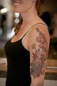 What Does Wildflower Tattoo Mean 45 Ideas And Designs