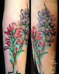 Wildflower Tattoo Meaning 37