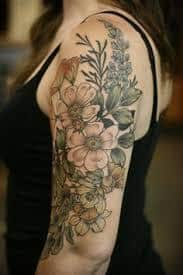Wildflower Tattoo Meaning 41