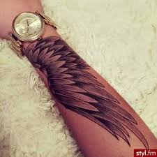 Wing Tattoo Meaning 12