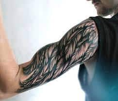 Wing Tattoo Meaning 22