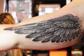 Wing Tattoo Meaning 41