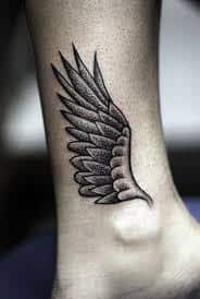 Wing Tattoo Meaning 42