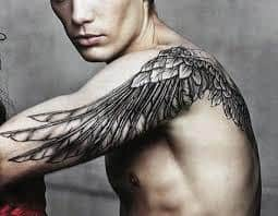 Wing Tattoo Meaning 9