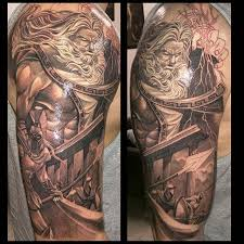 What Does Zeus Tattoo Mean Represent Symbolism See more ideas about sleeve tattoos, zeus tattoo, tattoos. what does zeus tattoo mean represent