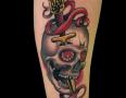 Chicago Tattoo Artist Adam Fox 1