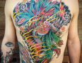 Chicago Tattoo Artist Adam Fox 2