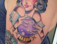 Chicago Tattoo Artist Andy Cordero 1