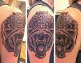 Chicago Tattoo Artist Bill Webb 2