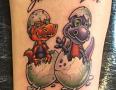 Chicago Tattoo Artist Bill Webb 3