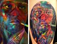 Chicago Tattoo Artist Bill Webb 4