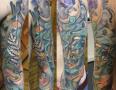 Chicago Tattoo Artist Brooke Englehart 2