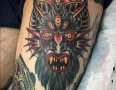 Chicago Tattoo Artist Carolina Mansur 1