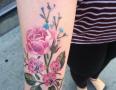 Chicago Tattoo Artist Cass Tino 2