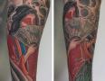 Chicago Tattoo Artist Jerry Blades 3