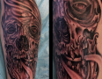 Chicago Tattoo Artist Richard Dean 2