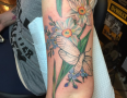 Chicago Tattoo Artist Robin Cass 1