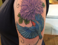Chicago Tattoo Artist Robin Cass 2