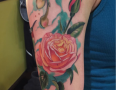 Chicago Tattoo Artist Robin Cass 4