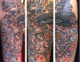 NYC Tattoo Artist Adam Suerte 3