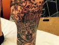 NYC Tattoo Artist Adam Suerte 4