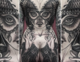 NYC Tattoo Artist Anderson Luna 1